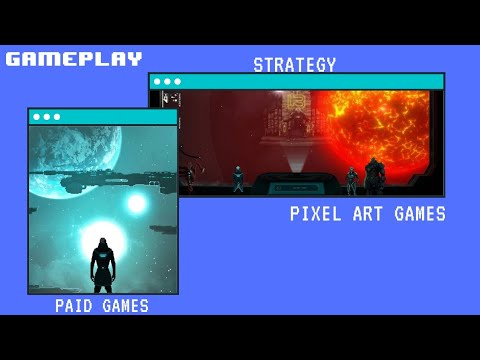 Crying Suns Gameplay - Pixel Art Games Android |