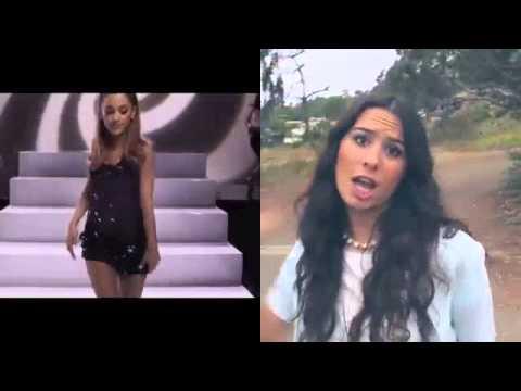 Problem - Ariana Grande ft. Iggy Azalea and Cimorelli