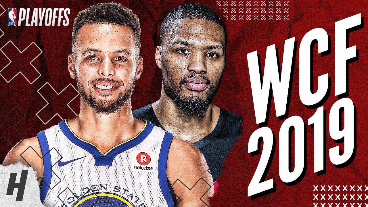 4c3e740cc1e6 BEST of Stephen Curry vs Damian Lillard Duel Highlights from 2018-19 NBA  Season