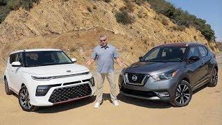 2020 Kia Soul Vs 2020 Nissan Kicks Comparison Review: Which Is Best?