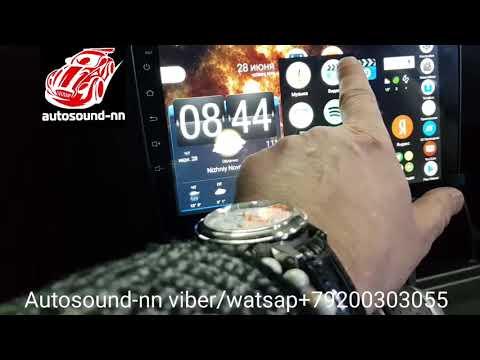 "Штатная Магнитола Nissan Qashqai 9""(8 ядер 2/32)android 8.1"