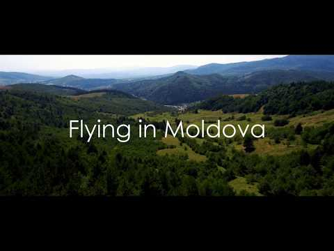 Flying in Moldova | Xiaomi Mi Drone 4K Cinematic Footage