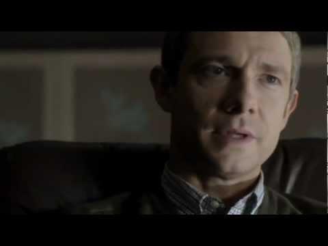 Sherlock - A Study in Pink (Trailer) HD