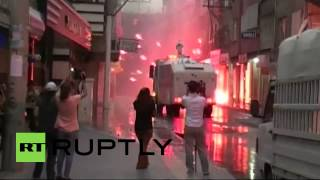 Turkey: Two dead in clashes over removal of PKK statue