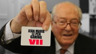 JEAN-MARIE LE PEN GAMING VII SKYRIM BENZEMA
