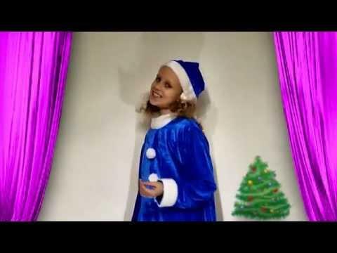 клипы детских новогодних песен