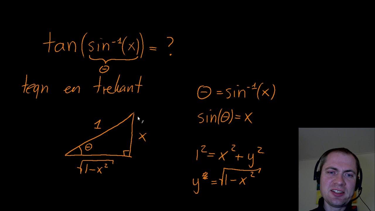 Omskrivning af trigonometriske udtryk