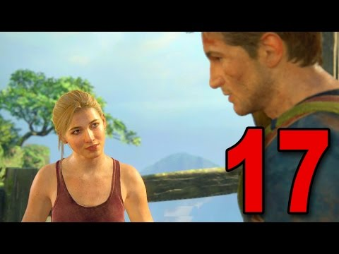 Uncharted 4 Walkthrough - Chapter 17 - For Better or Worse (