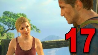 Uncharted 4 Walkthrough - Chapter 17 - For Better or Worse (Playstation 4 Gameplay)
