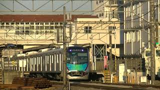 西武鉄道40104F 上り試運転 南大塚(駅外)