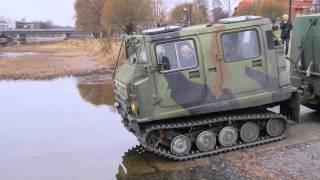 Amphibious BV206
