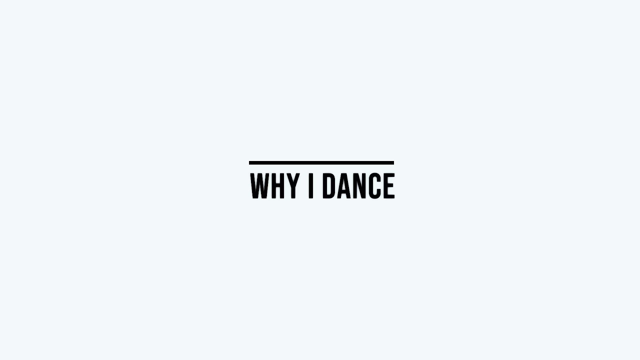 why is dance important