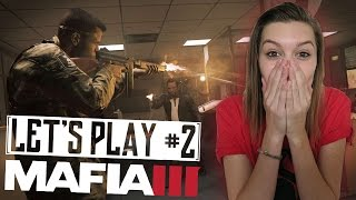 AANGEVALLEN DOOR DE MAFIA! - A Taste Of The Action - MAFIA 3 Let's Play #2