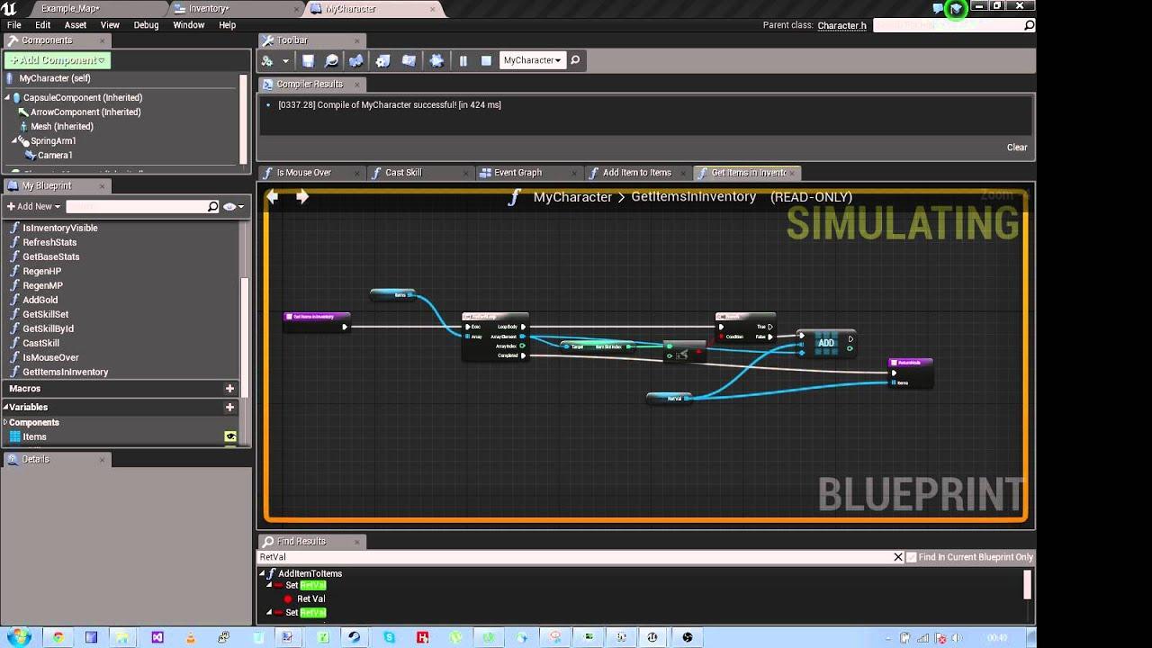 Ue4 blueprint debug wierdness youtube ue4 blueprint debug wierdness malvernweather Image collections