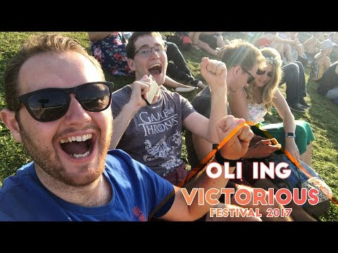 Victorious Festival 2017   Tips & Advice   Olly Murs, KT Tunstall & Jerry Williams   August 2017