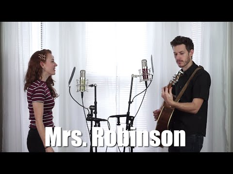 """""""Mrs. Robinson"""" - (Simon And Garfunkel) Cover By The Running Mates"""