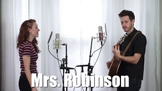 Mrs. Robinson - (Simon and Garfunkel) Acoustic Cover by The Running Mates