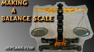 Making a Balance Scale