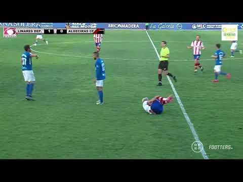 El Algeciras CF cosecha una derrota en su desplazamiento a Linares