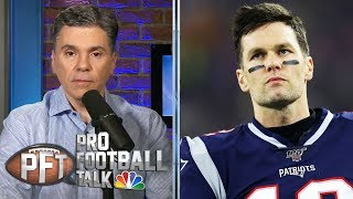 Is Raiders' interest in Tom Brady real? | Pro Football Talk | NBC Sports