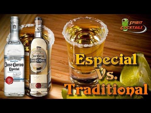 Jose Cuervo Especial Vs Traditional