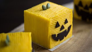 トリック・オア・カカオ ! ∴∵ゞ(´ω`*) ♪ かぼちゃとホワイトチョコレー...