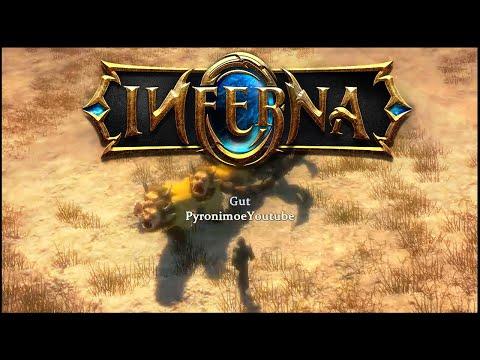 Die Technik Thaddäus | Inferna MMORPG #11