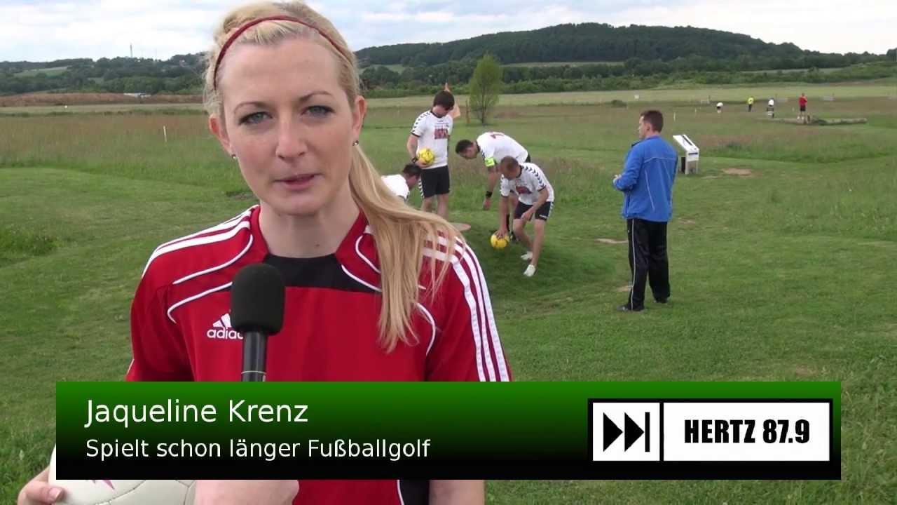 Fussballgolf In Detmold