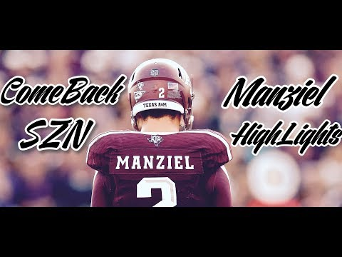 Johnny Manziel #ComeBackSzn