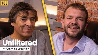 Mark Steel on stand-up, socialism, and being adopted | Unfiltered with James O'Brien #41