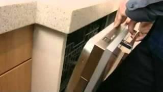 Een miele afwasautomaat is makkelijk in te bouwen