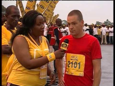 MTN Kampala Marathon 2013