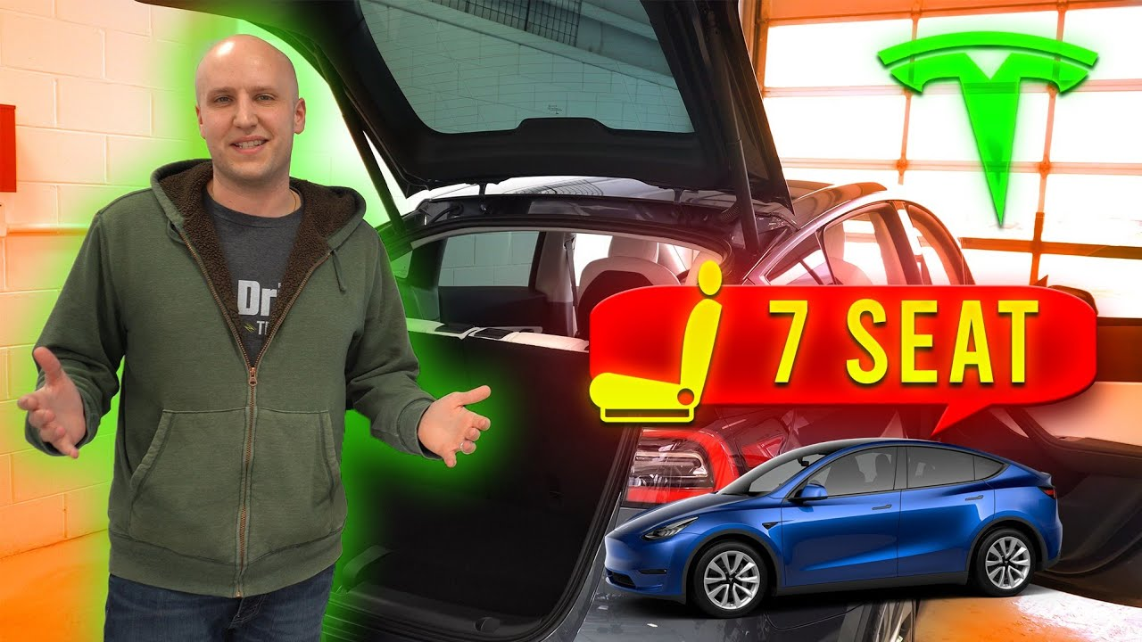 7 Seat Tesla Model Y Initial Impressions - It's Great!