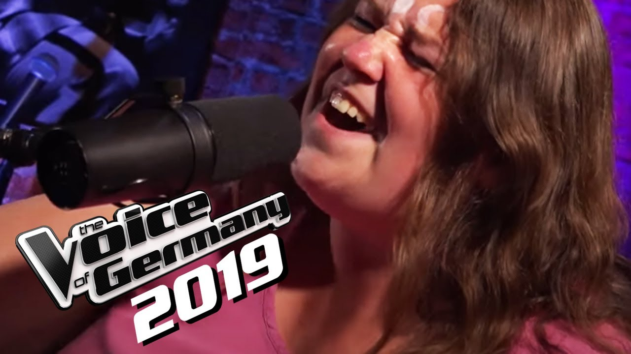Bosse - Steine (Judith Jensen) | The Voice of Germany 2019 | Unplugged