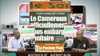 KIOSQUE AFRICAIN  DU  05 06 2014