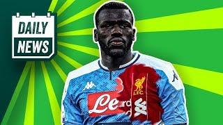Transfer News: 100M + Lovren: Koulibaly zu Liverpool? Verstraete zu Corona beim 1. FC Köln!