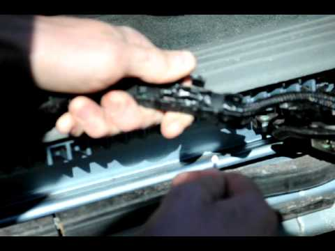 how to fix dodge grand caravan and chrysler town and country sliding door  wires - youtube