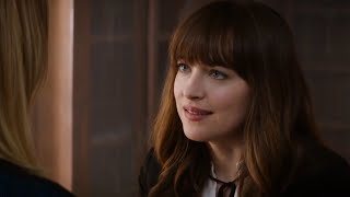 Dakota Johnson desvela su escena favorita de '50 Sombras'
