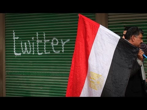 Egypt's digital battle