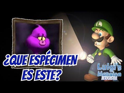 ¿EL DEMONIO DEL JUEGO? - Luigi´s Mansion