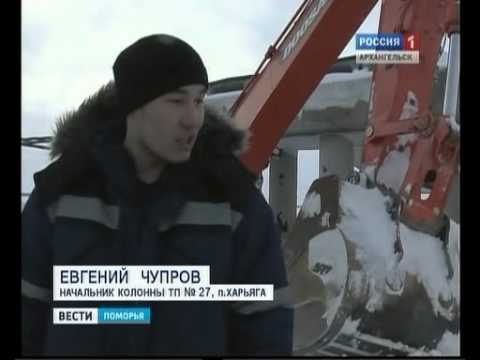 На дороге «Нарьян-Мар-Усинск»