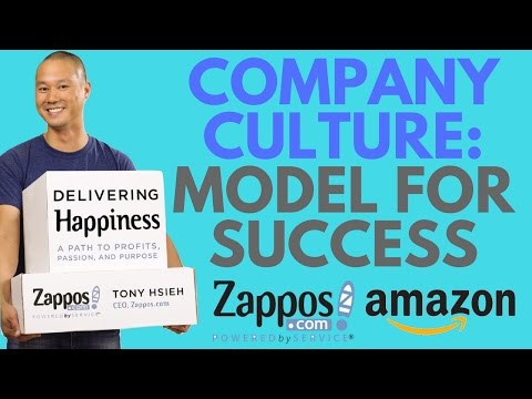 Delivering Happiness to Your Clients and Employees - Tony Hsieh