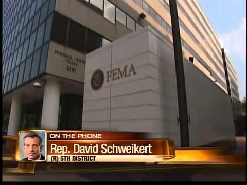 AZ Congressman David Schweikert Discusses Funding Debate