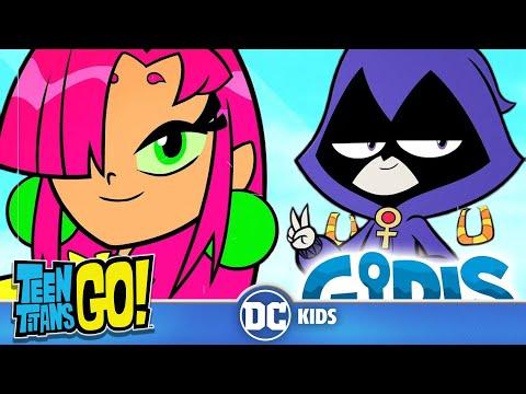 Teen Titans Go! | Girl Power | DC Kids