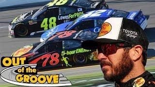 TRUEX IN TROUBLE? NASCAR Kansas Elimination Race Preview