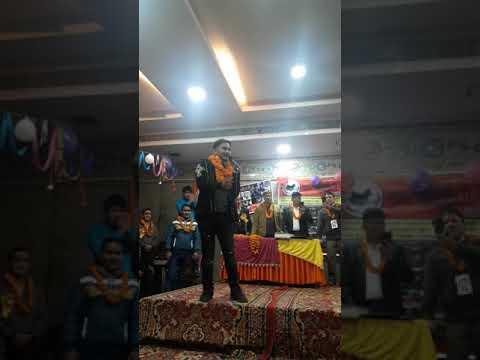श्रीमति जिवनको साथि प्रिति बाहाडको , र्शक पनि अचम्म,, राम साउद (गिदाउडया छोरेट्टो)