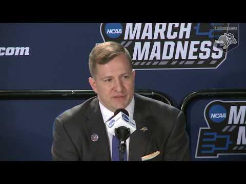 Men's Basketball Postgame Press Conference vs Ohio State (03.15.18)