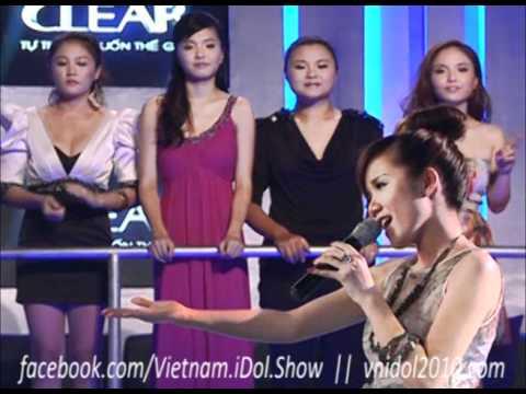 [ Top 8 Nữ ] Thí sinh Trần Phương Ly - SBD 15