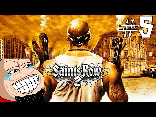 Saints Row 2 | Part 5 | The Brotherhood of None | Two Crazy Gamers