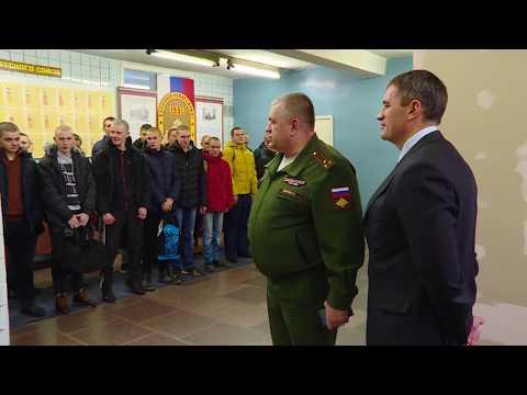 Ангарский военкомат снова перевыполнил план
